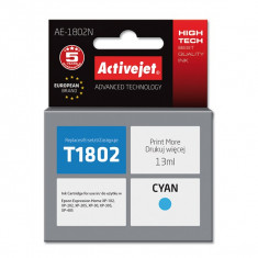 Cartuș cerneală ActiveJet AE-1802N Cyan - Accesoriu tigara electronica