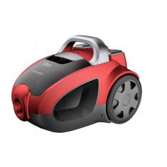 Aspirator fara sac Daewoo RCC-230R 2.5 Litri 1590W Rosu