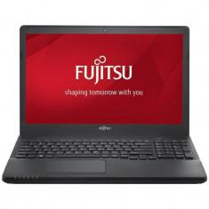 Laptop Fujitsu Lifebook A557 Kabylake 15.6 inch Intel Core i5-7200U 2.5 GHz 8GB DDR4 256GB SSD Black Free Dos - Laptop Fujitsu-Siemens
