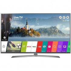 Televizor LG LED Smart TV 55 UJ670V 139cm 4K Ultra HD Silver - Televizor LED