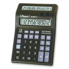 Calculator portabil KK-8585-12, 12 cifre - POS