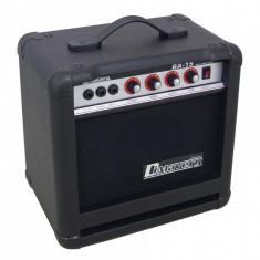 Amplificator chitara bass, 15 W, Dimavery BA-15