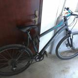 Bicicleta B-Twin Rockrider 26' 3x8 viteze stare perfecta