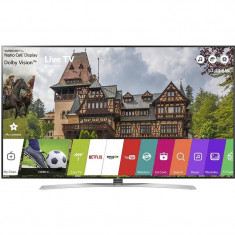 Televizor LG LED Smart TV 86 SJ957V 218cm 4K Ultra HD Silver - Televizor LED
