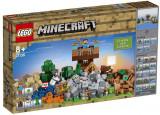 LEGO Minecraft - Cutie de crafting 2.0 21135