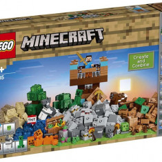 LEGO Minecraft - Cutie de crafting 2.0 21135