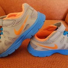 Adidași nike copii mărimea 25 - Adidasi copii Nike, Culoare: Gri