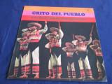Los Bohemios Paraguayos - Grito Del Pueblo _ vinyl,LP _ Concert Hall, VINIL