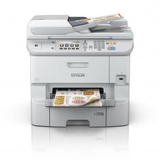 Multifunctionala Epson WorkForce Pro WF-6590DWF inkjet color A4 Duplex WiFi