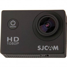 Camera video actiune SJCAM SJ4000 Black, Card de memorie