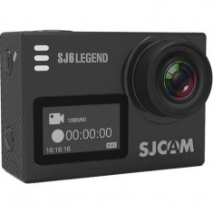Camera video actiune SJCAM SJ6 Legend Black, Card de memorie, 4K