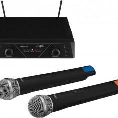 Set 2 microfoane wireless Stage Line TXS-812 SET