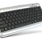 Tastatura A4Tech Evo Slim Ultra Silver Black