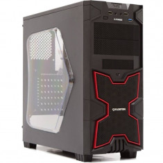 Carcasa Floston X-POWER Black - Carcasa PC