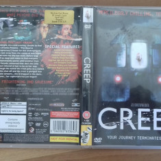 CREEP - DVD [B] - Film SF, Engleza