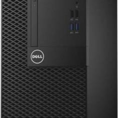 Sistem desktop Dell OptiPlex 3050 MT Intel Core i5-7500 8GB DDR4 1TB HDD Intel HD Graphics Linux Black - Sisteme desktop fara monitor