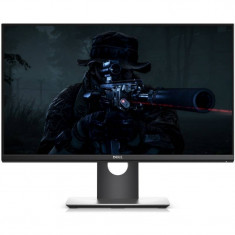 Monitor LED Gaming Dell S2417DG 24 inch 1ms Black Silver