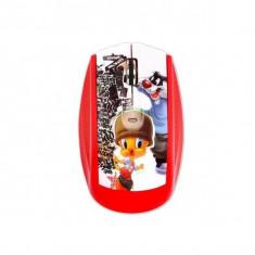 Mouse Modecom MC-619 Art Looney Tunes 2, USB, Optica
