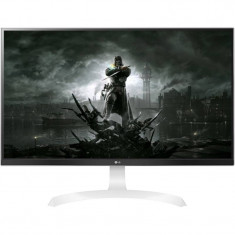Monitor LED Gaming LG 27UD69-W 27 inch 5ms White