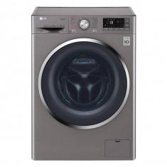 Masina de spalat rufe LG F4J7VY2S 1400rpm 9Kg A+++ Argintiu, 1300-1500 rpm, A+++