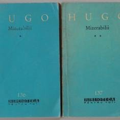 (C7612) MIZERABILII - VICTOR HUGO, 5 VOLUME - Roman