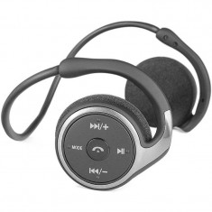Casti MODE_COM MC-250B Black, Casti On Ear, Bluetooth