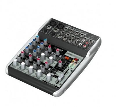 Mixer audio Behringer XENYX QX1002USB foto