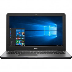 Laptop Dell Inspiron 5567 15.6 inch Full HD Intel Core i5-7200U 8GB DDR4 1TB HDD AMD Radeon R7 M445 4GB Windows 10 Black 3Yr CIS