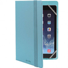 Husa tableta Celly UNITAB910TF Agenda Universala pentru Tablete Intre 9-10 Verde
