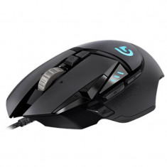 Mouse gaming Logitech G502 Proteus Spectrum RGB Tunable, USB, Optica