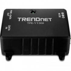 Trendnet Accesoriu retea TPE-113GI Gigabit PoE Injector