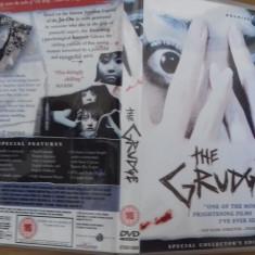 The Grudge - DVD [B], Engleza