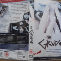 The Grudge - DVD [B] - Film SF, Engleza