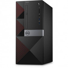 Sistem desktop Dell Vostro 3667 MT Intel Core i3-6100 4GB DDR4 500GB HDD Linux Black - Sisteme desktop fara monitor