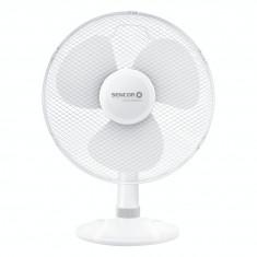 Ventilator de birou Sencor SFE 4030WH 50W White