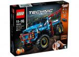 LEGO Technic - Camion de remorcare 6x6 42070