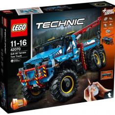 LEGO Technic - Camion de remorcare 6x6 42070 - LEGO Ninjago