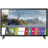 Televizor LG LED Smart TV 32 LJ610V 81cm Full HD Black - Televizor LED
