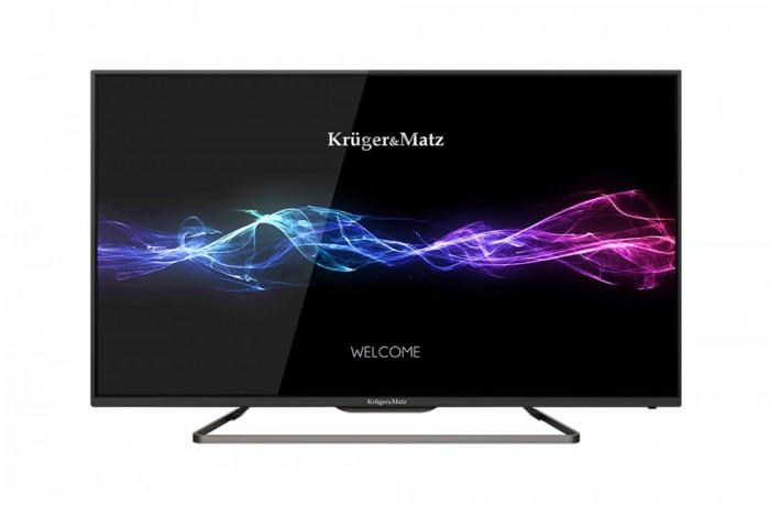 Televizor Kruger&Matz LED KM0232FHD Full HD 80cm Negru foto mare