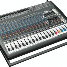 Mixer audio amplificat Behringer PMP6000 - Mixere DJ