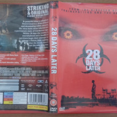 28 Days later - DVD [B] - Film SF, Engleza