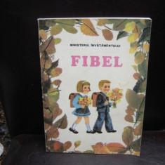 FIBEL. ABECEDAR IN LIMBA GERMANA - JOHANN WOLF - Carte educativa