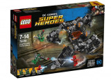 LEGO DC Super Heroes - Atacul din tunel al lui Knightcrawler 76086
