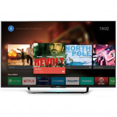 Televizor Sony LED Smart TV KD49 X8305C 124cm Ultra HD 4K Black