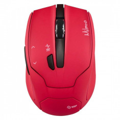 Mouse Hama Wireless Milano 53942 2400 dpi Rosu, Optica, Peste 2000