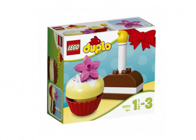 Set de constructie LEGO Duplo 10850 My First Cakes foto
