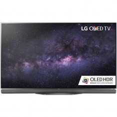 Televizor LG OLED Smart TV 55 E7N 139cm 4K Ultra HD Silver - Televizor LED