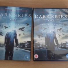 DARK SKIES - DVD [C] - Film SF, Engleza