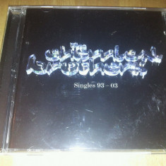 The Chemical Brothers - The Singles 93-03 CD, virgin records