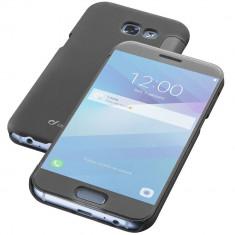 Husa Flip Cover Cellularline BOOKTOUCHGALA517KK Agenda Negru pentru SAMSUNG Galaxy A5 2017 - Husa Telefon